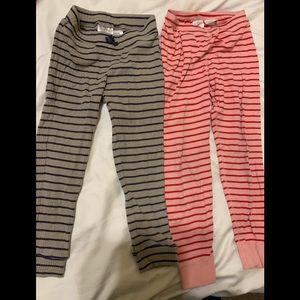 Hanna Lounge pants Sz 120 and Size 130
